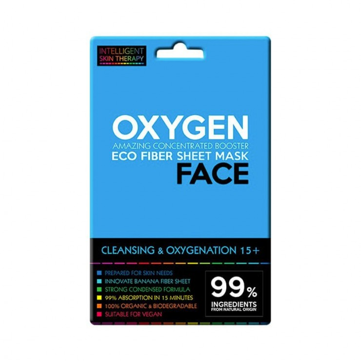 Oxygen Eco Fiber Sheet Mask