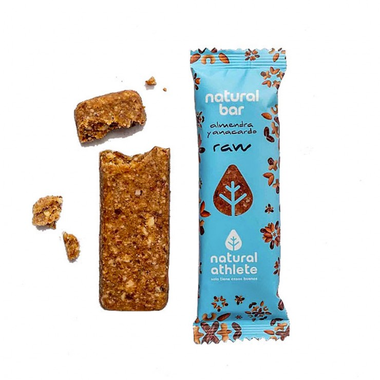 Organic Almond and Cashew Bar