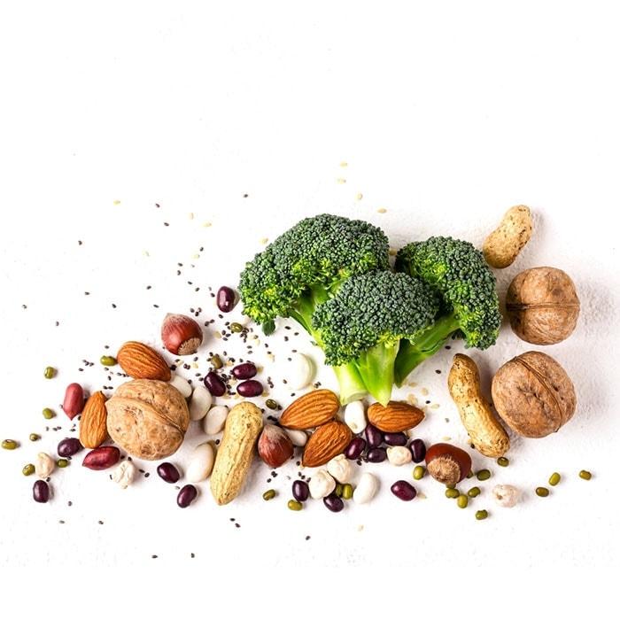 Vegan proteins